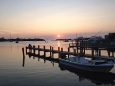 Ocracoke Sunset. Photo by Odessa Fennen