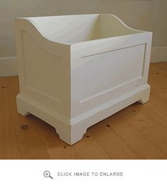 Bradshaw Kirchofer Furniture Jack's Toy Box in Multiple Color Options
