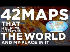 Very fast narration. Might be fun to use before our Mapping of the Middle East lesson. 42 Experimental And Mind-Bending Maps That You Won't See In Textbooks Ap Human Geography, Geography Map, Geography Lessons, Teaching Geography, World Geography, Teaching History, Geography Classroom, 6th Grade Social Studies, Social Studies Classroom