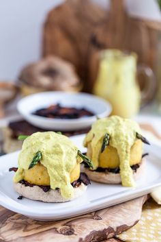 The Soy-Free Vegan Benedict » Keepin' It Kind