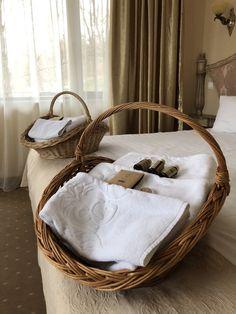 Wellness Spa, Resort Spa, Laundry Basket, Bassinet, Wicker, Decor, Pools, Crib, Decoration