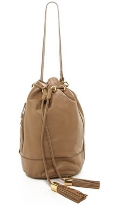 See by Chloe Vicki Large Bucket Bag with Cross Body Strap Large Bucket 05c0e60d8f2
