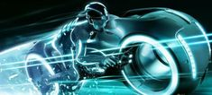 Light Cycle from Tron: Legacy
