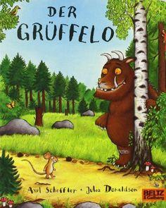 Der Grüffelo: Vierfarbiges Pappbilderbuch: Amazon.de: Axel Scheffler, Julia Donaldson, Macmillan Children's Books, Monika Osberghaus: Bücher