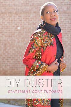 diy duster