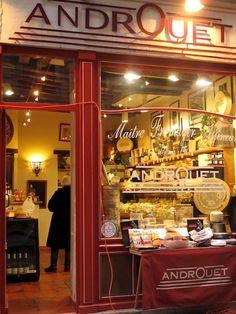 Paris Gourmet: Hunting Down the Best Foodie Boutiques in Paris    GourmetParis Androuet1