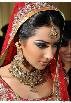 Pakistani Bride - Gorgeous