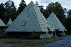 Erik Gunnar Asplund - Woodland Visitor Center, Stockholm