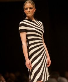 Daphne Randle's dress Radiation