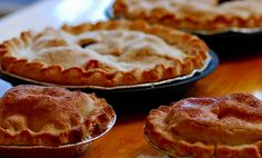 How To: Make Perfect Gluten-Free Pies