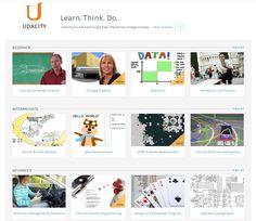 UDACITY: Free Interactive College Classes
