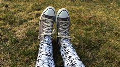 converse Converse Chuck Taylor High, Converse High, High Top Sneakers, Chuck Taylors High Top, High Tops, Shoes, Fashion, Moda, Hi Top Converse