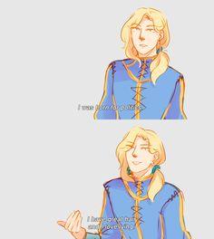 Laurent, Captive Prince