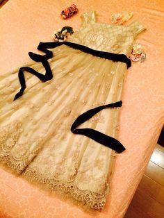 ケイタマルヤマ 羽海野チカさんのためのドレス