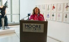 "Moore College of Art & Design – MAYOR NUTTER HONORS DOM STREATER '10, ""PROJECT RUNWAY"" WINNER, AT MOORE"