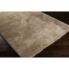 Groesbeck GROE with colors Taupe. Hand Tufted Polyester Shag made in China White Shag Rug, Online Home Decor Stores, Accent Furniture, Colorful Rugs, Rug Size, Accent Decor, Taupe, Pink Beige, Hand Weaving