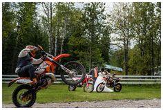 Motor Bike Wedding Photography, KM Bike Wedding Photography, Dirt Bike Wedding Photos