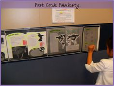 Non-fiction Text Features Mapping Activity