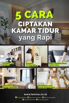 Home Building Design, Home Room Design, Home Design Plans, House Design, Easy Home Decor, Diy Room Decor, Bedroom Decor, Small Bedroom Organization, Small Room Bedroom