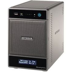 Netgear RNDU4220-100NAS ReadyNAS RNDU4220 Network Storage Server 1 x Intel Atom 1.66 GHz - 4 TB (2 x 2 TB) - RJ-45 Network USB by Netgear. $985.56. The Netgear Readynas Ultra Series Deliver The Power You Need To Run Bleeding-edge Applications And The Flexibility You Want To Store, Share And Protect Your Prized Multimedia Collections. Two Gigabit Ethernet Ports Deliver Ultra-fast Connections, While Three Usb Ports Offer The Flexibility For Users To Connect Other Devices ...