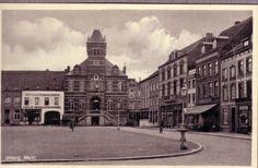 Marktplein Sittard (jaartal: 1930 tot 1940) - Foto's SERC