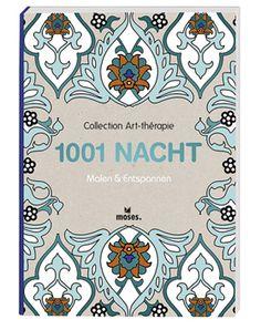Collection-Art-therapie 1001 Nacht