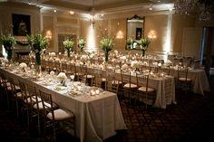 ballroom wedding | Cunningham Photo Artists #wedding
