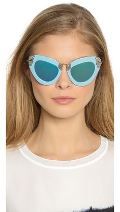 Preen By Thornton Bregazzi Carlisle Sunglasses