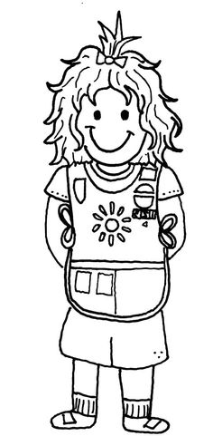 girl scout birthday coloring pages | 1000+ images about Girl scouts on Pinterest | Girl scouts ...