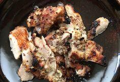 BBQの新ヒーロー、鶏もも肉の粒マスタード風味