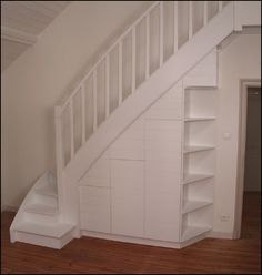 rangement escalier - Recherche Google