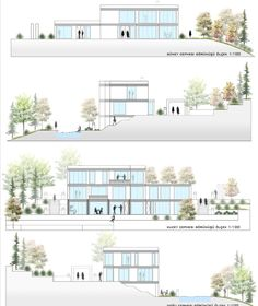 Sinem Dedeoğlu Özkan #architectural #section