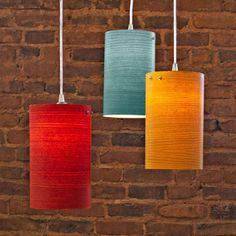 Best Decor Hacks : How to make colorful wood veneer pendant lights  https://veritymag.com/best-decor-hacks-how-to-make-colorful-wood-veneer-pendant-lights/