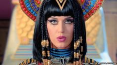 """Still from Katy Perry's Dark Horse video  