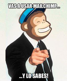 Vas a usar Mailchimp…