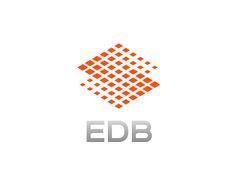 EDB rebranding on Behance