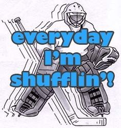 Goalies are just too cool :)