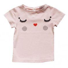Stadtlandkind - Baby T-Shirt Kawai  by Émile et Ida.