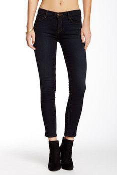"J Brand Mid Rise 11"" Skinny Jean"