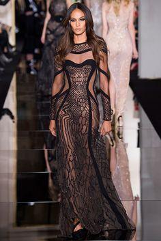 Atelier Versace - Paris Fashion Week - Primavera Verano 2015 - Fashion Runway