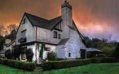 The Pelican Inn (Muir Wood, CA) - Traditional English Inn and Pub.