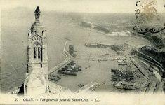 ancienne carte postale d algerie | Cartes Postales Anciennes d'Oran
