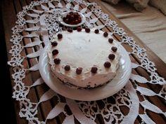 Rozmaring & ibolya: Rozskenyér torta