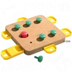 Doggy Brain Train Cube Dog Intelligence Toy