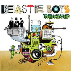 Beastie Boys The Mix-Up – Knick Knack Records