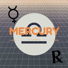 Mercury Retrograde into Libra ℞ ☿ =Thursday, September 17th - Friday, October 9th=  Mercury will also turn retrograde in partnership Libra casting a shadow of confusion in all communication-related endeavors.   Avoid doing the following: -Don't Make Agreements -Don't Accept or Start a Job -Don't Try to Close a Sale -Don't Initiate New Projects -Don't Scheduling Meetings -Don't Traveling A Lot -Don't Purchase Electronics -Don't Repair Your Cars -Don't Buy Things
