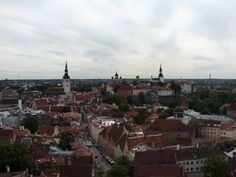 Tallin, Estonia   What a surprising little jewel in the baltics - amazing medevial city.