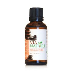 Via Nature Essential Oil Blend Relaxation (1x1 fl Oz)