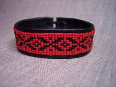 Bead loom bracelet pattern INSTANT DOWNLOAD by MinnasDesign