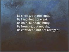 *...Be...*